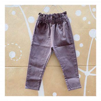 Pantalone-PEARL MALVA-Minimù