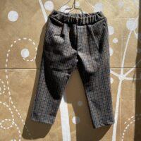 Pantalone-G52 PIED DE POULE-Giro Quadro