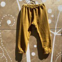 Pantalone-G80 SENAPE-Giro Quadro
